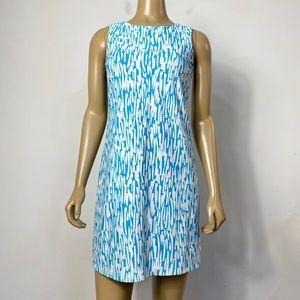 Jude connally women.'s printed sleeveless dress